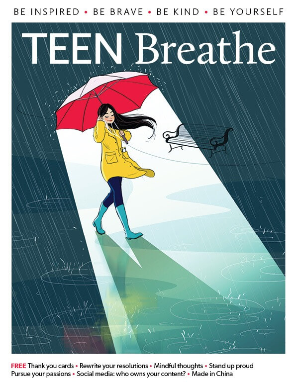 Teen Breathe Issue 3