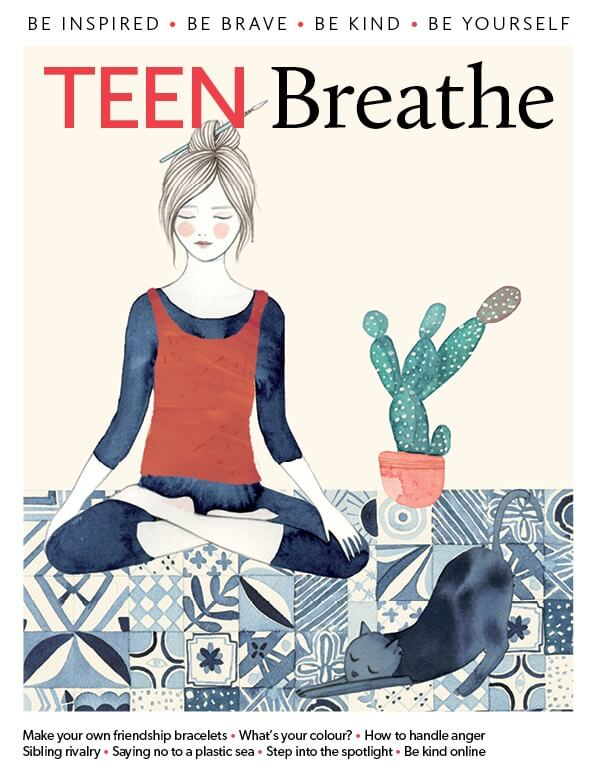 Teen Breathe Issue 4