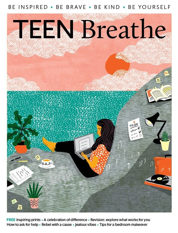 Teen Breathe Issue 5