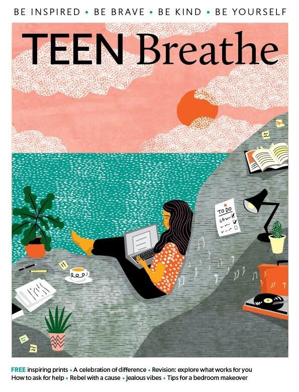 Teen Breathe Issue 5