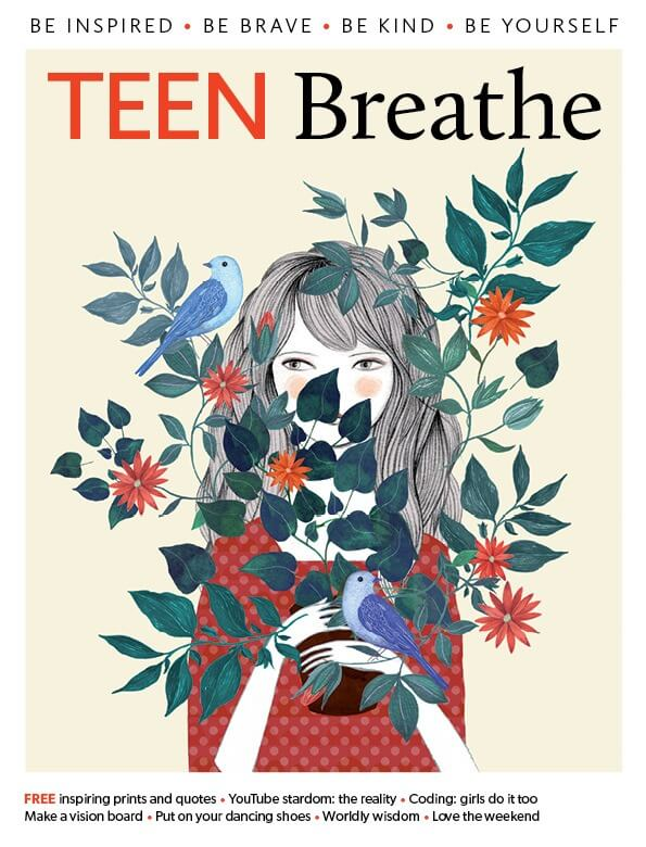 Teen Breathe Issue 6