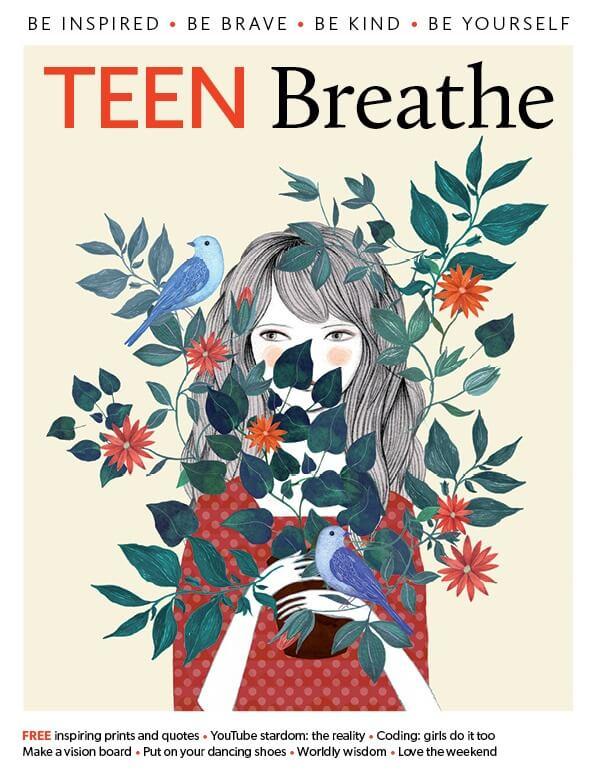 Teen Breathe Issue 6