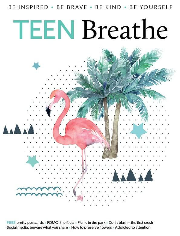 Teen Breathe Issue 7