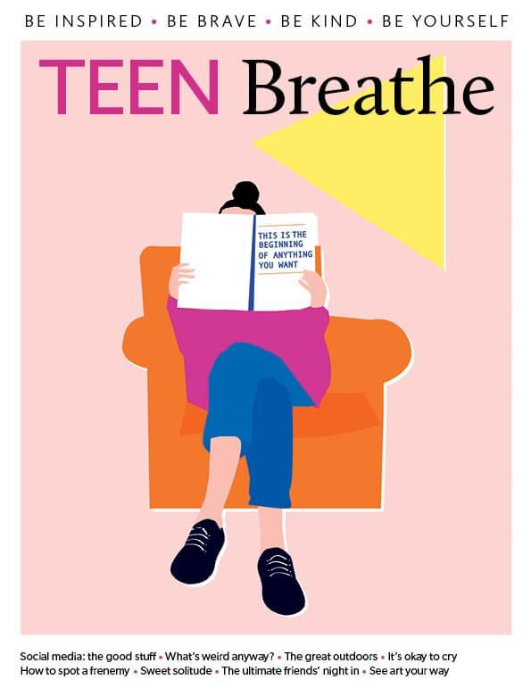 Teen Breathe Issue 8