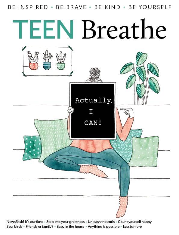 Teen Breathe Issue 13