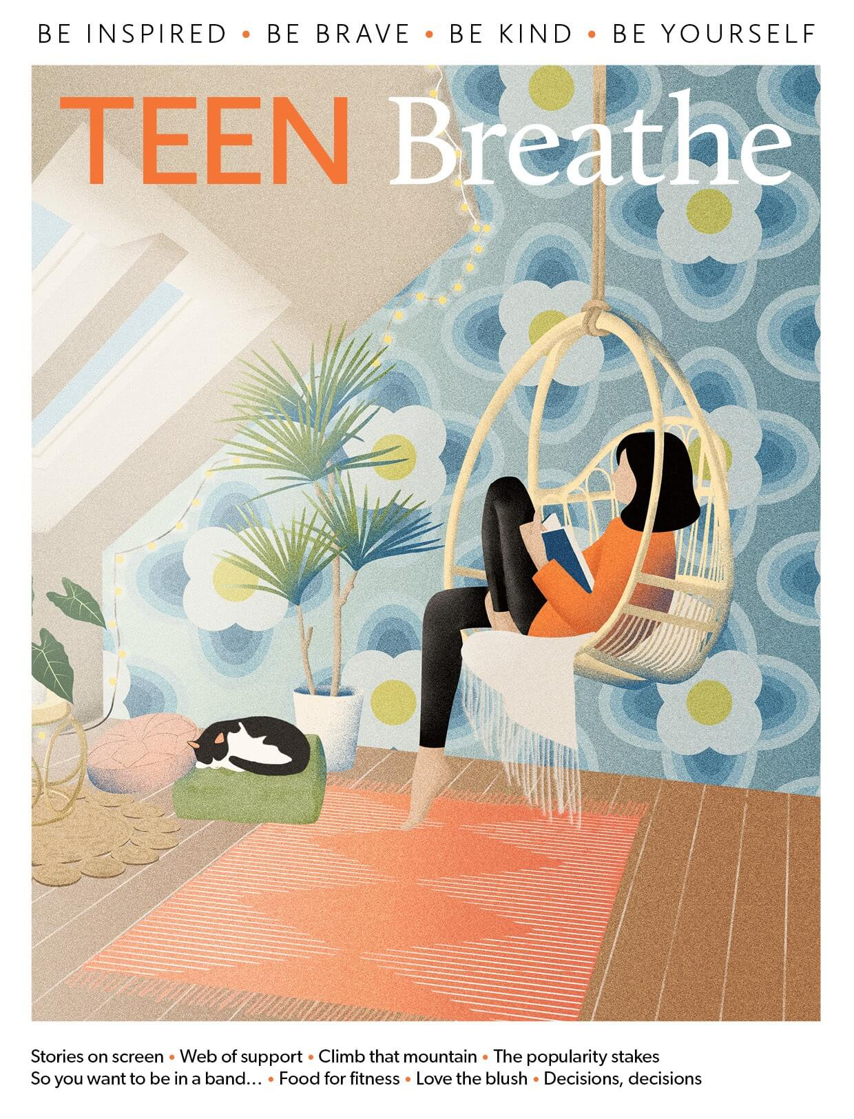 Teen Breathe Issue 15