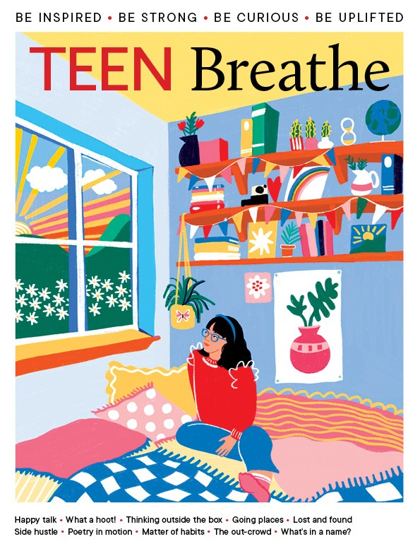 Teen Breathe Issue 20