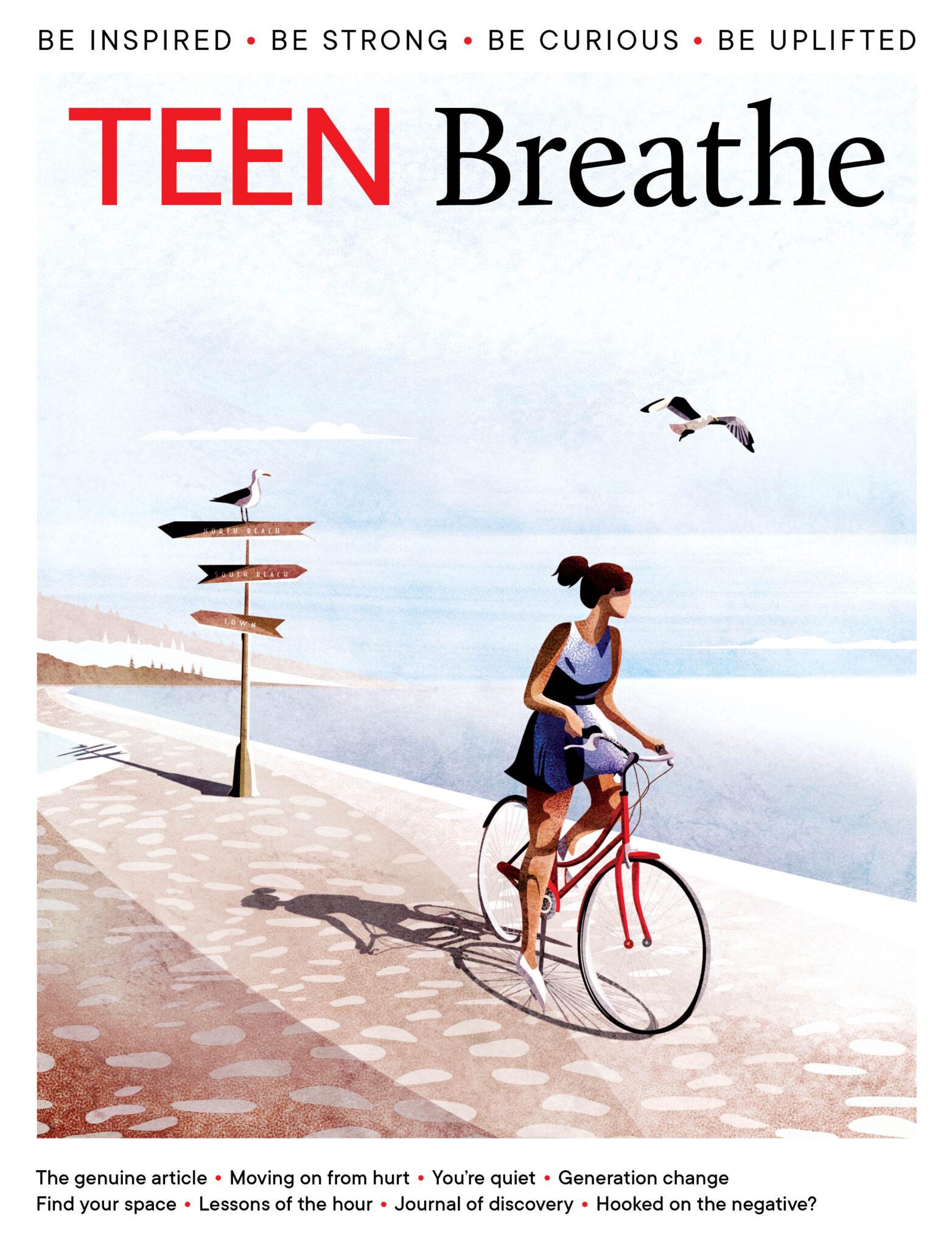 Teen Breathe issue 21