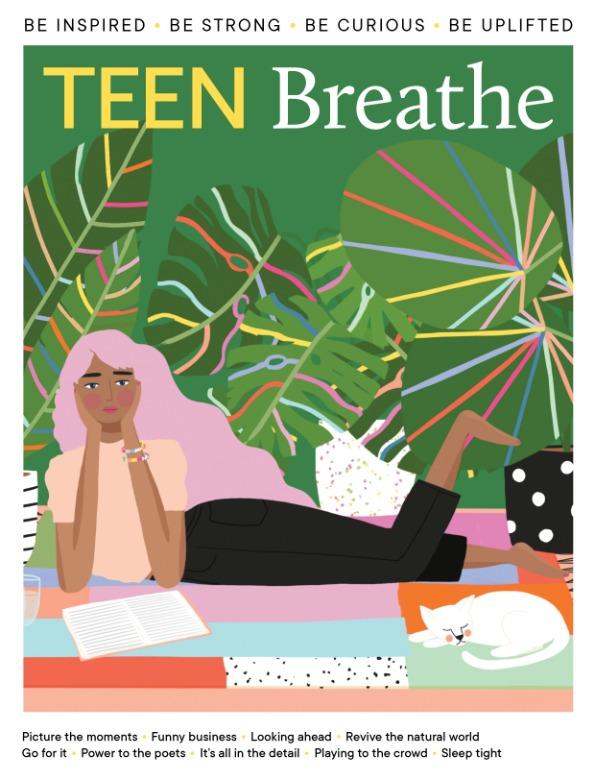 tEEN BREATHE MAGAZINE ISSUE 26
